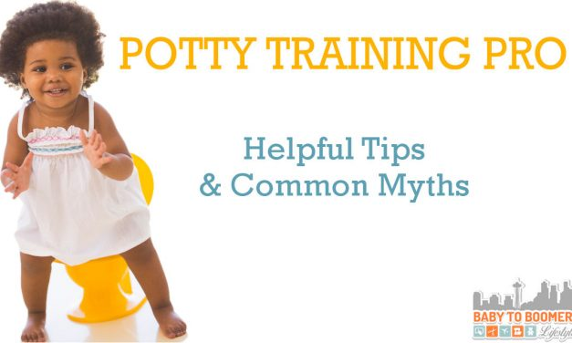 Potty Training Pro Shares Her Tips and Dispells Common Myths