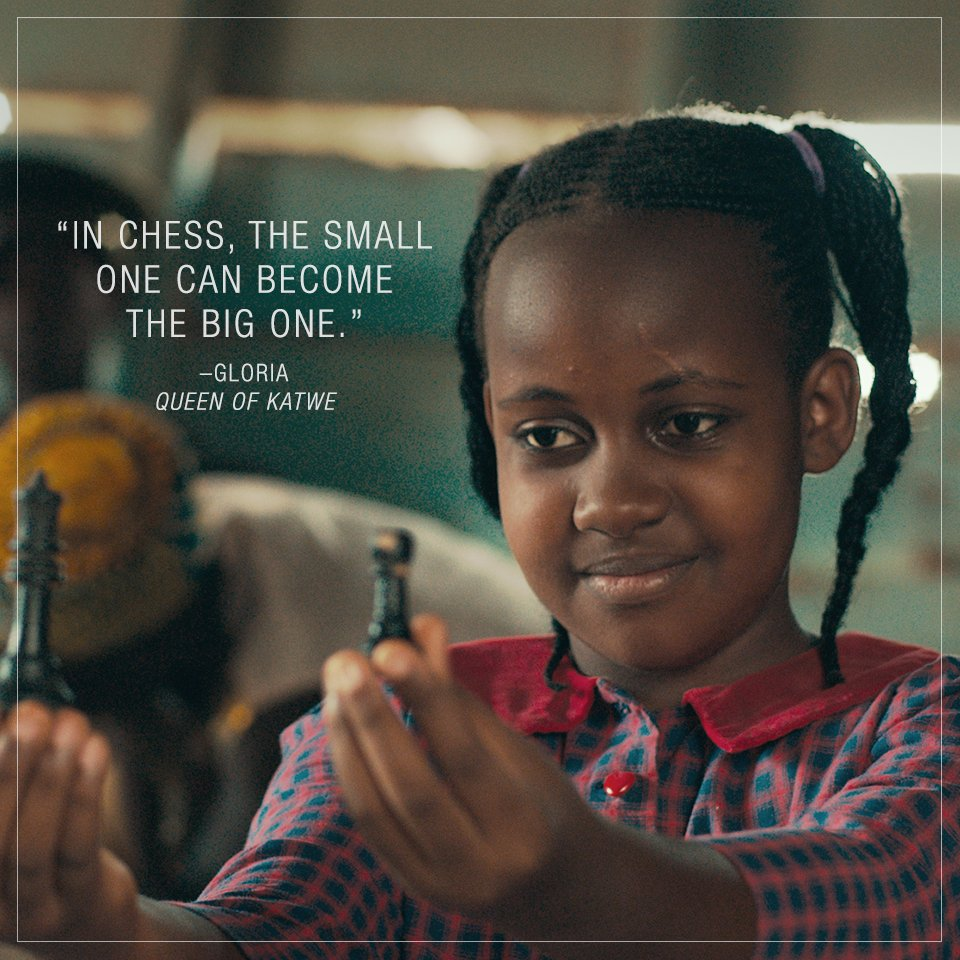 Queen of Katwe Quote Gloria