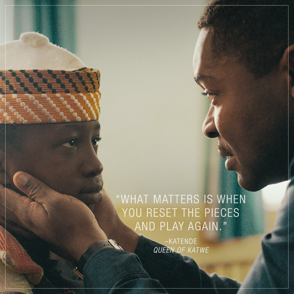 Queen of Katwe Quote Katende