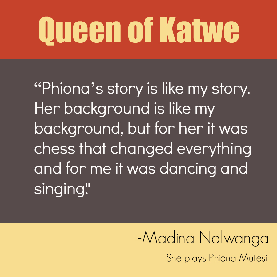 Queen of Katwe Quote - Nalwanga