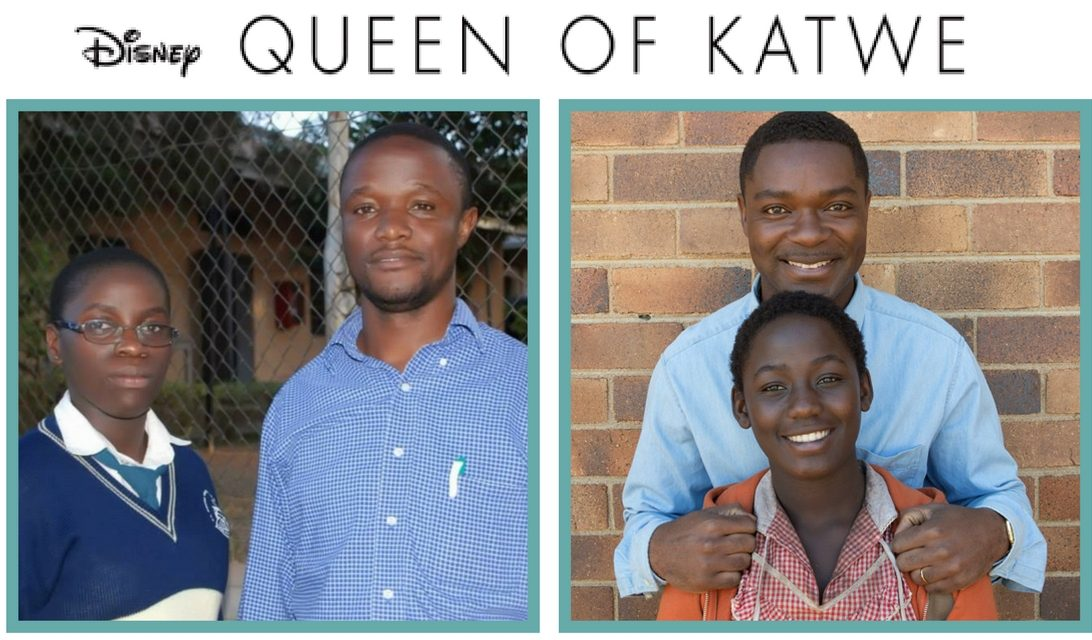 Disney's Queen of Katwe: Bringing the True Story to Film #QueenofKatwe #TheBFGEvent