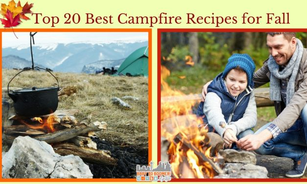 The Top 20 Best Campfire Recipes for Fall