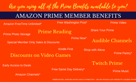 Amazon Prime New Features for Gamers, Readers, & Audiobook Users