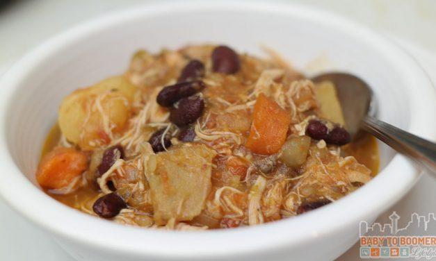 Instant Pot Pressure Cooker – Easy Rustic Chicken Stew Recipe