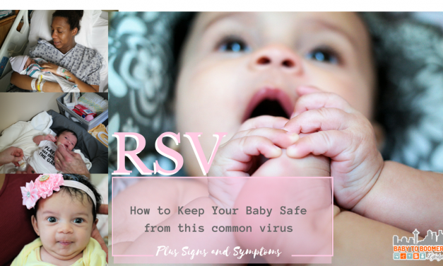 RSV: Protecting Your Infant from this Common Disease #LittleLungs #RSVAwarenessMonth