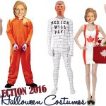 Trump and Clinton Halloween Costumes – Choose Edgy or Funny