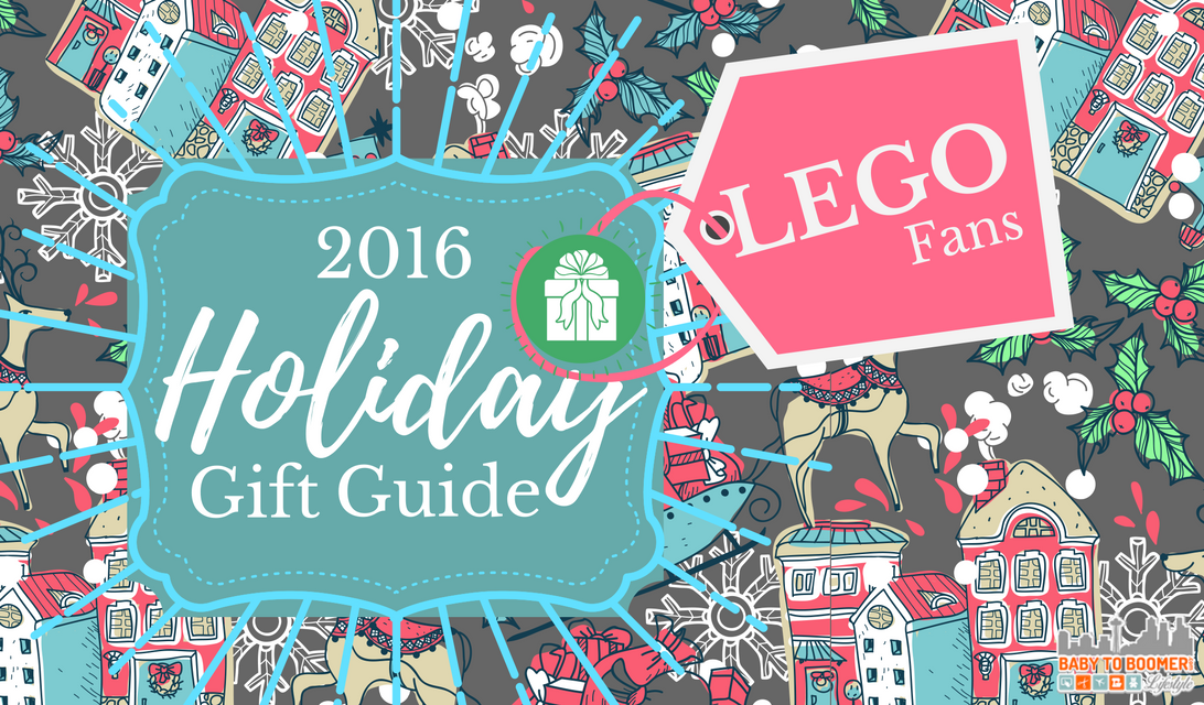 LEGO Gift Guide Christmas 2016 – Hot Holiday Toy List