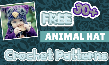 30+ FREE Animal Hat Crochet Patterns – Ready to Make Some Smiles?