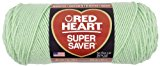 Red Heart Super Saver Economy Yarn, Honeydew