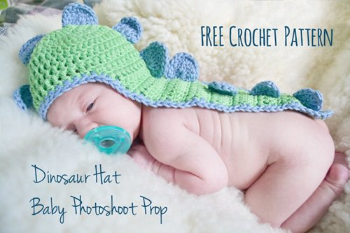 Free Crochet Pattern - Kids animal beanie cap - - Tiger Hat