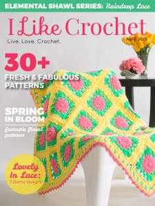 I Like Crochet Digital Magazine - Issue 2015 April (spring)