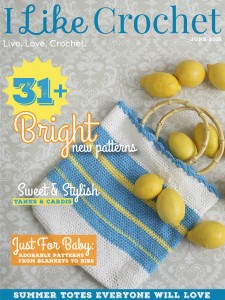 I Like Crochet Digital Magazine - Issue 2015 June