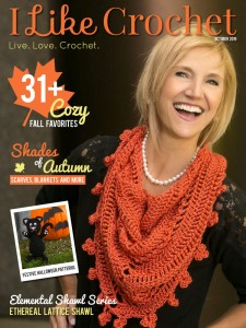 I Like Crochet Digital Magazine - Issue 2015 October
