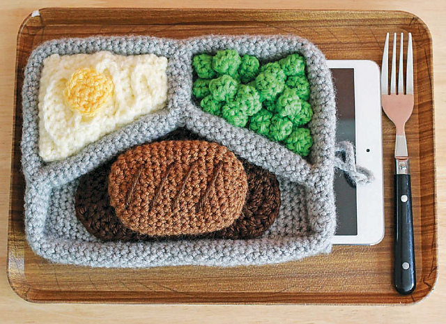 Twinkie Chan's Crocheted Abode a la Mode: 20 Yummy Crochet Projects for Your Home Frozen Dinner Tablet Cozy