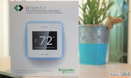 Wiser Air Wi-Fi Thermostat: Automate Your Heating and Cooling to Save Money