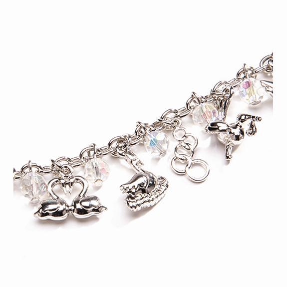 12 Days of Christmas Charm Bracelet - - Shop the American Diabetes Association Gift of Hope Catalog #ad