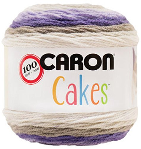 Caron Cakes Lilac Frosting - Check out free patterns using this beautiful yarn