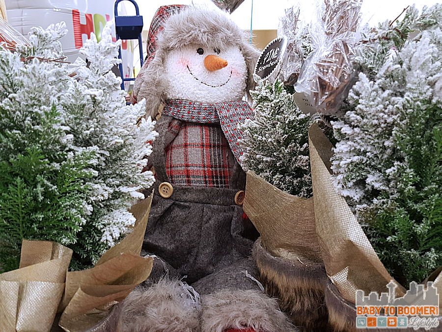 Snowman and Christmas Trees - just for U®: Albertsons Savings Program with Personalized Deals #ad
