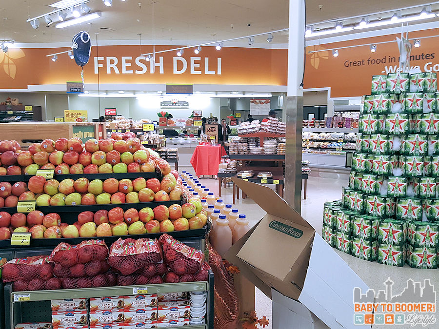 Produce & Deli - just for U®: Albertsons Savings Program with Personalized Deals #ad