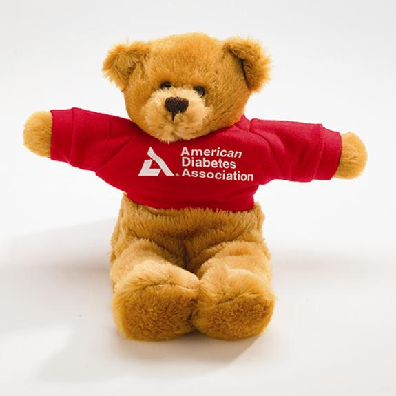 Teddy Bear - Shop the American Diabetes Association Gift of Hope Catalog #ad