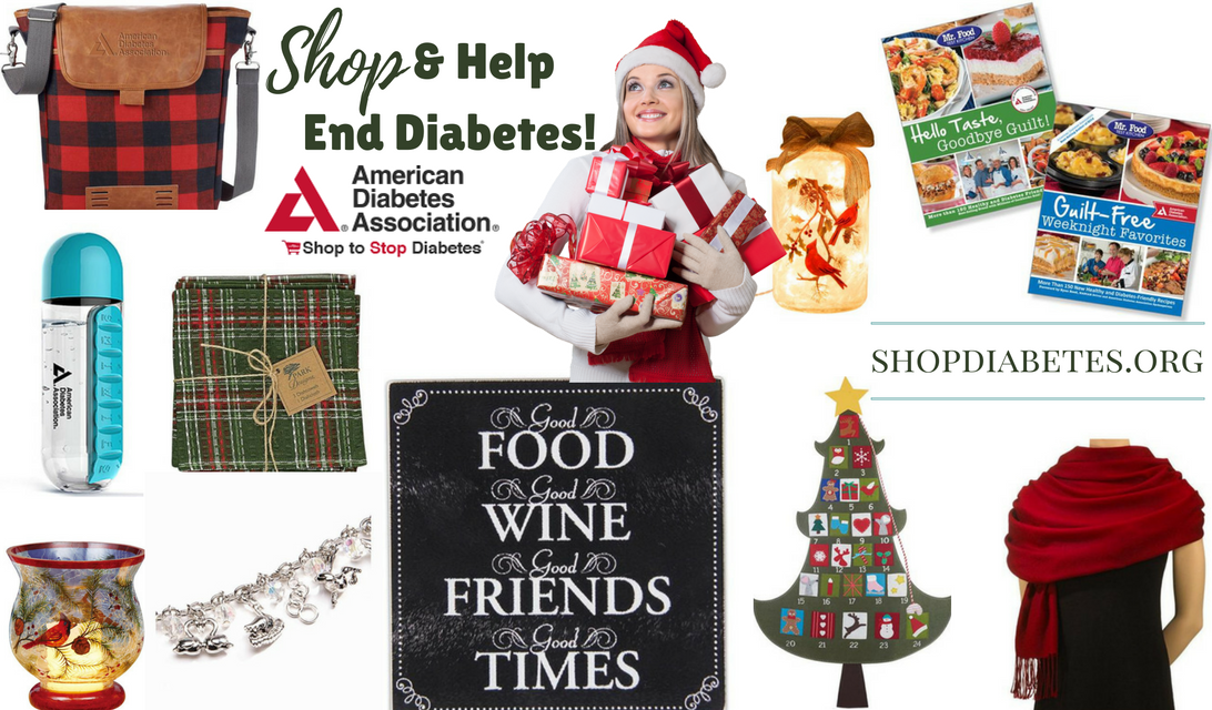 Shop the American Diabetes Association Gift of Hope Catalog