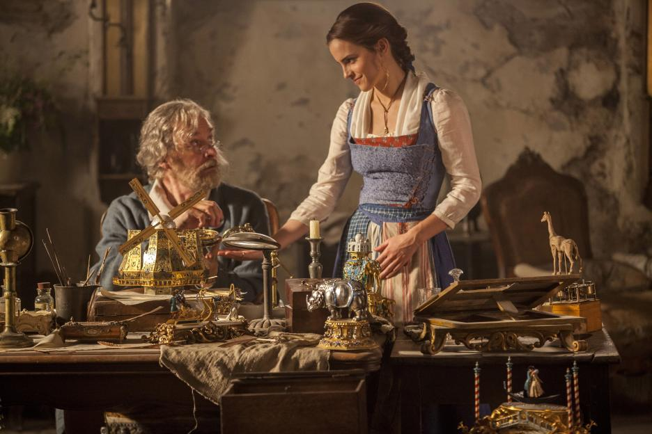 2017 Live-Action Beauty And The Beast In Theatres 3172017-8832