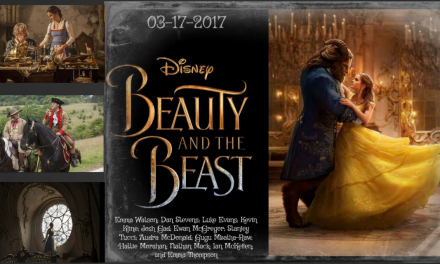 2017 Live-Action BEAUTY AND THE BEAST in Theatres 3/17/2017 #BeautyAndTheBeast #BeOurGuest