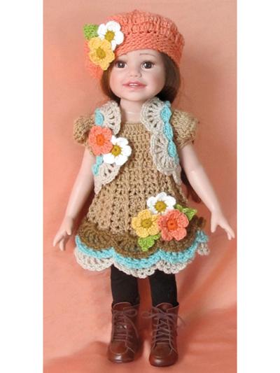 5 Simple Basic Wardrobe Pieces Vol II Crochet Pattern - aff