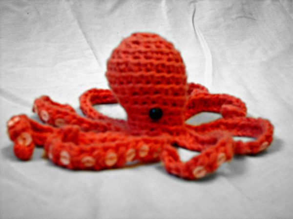 Octopus - a Crochet Pattern by Spphirestring - Free