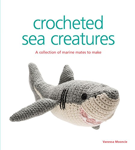 Knitted Amigurumi Sea Creatures : Crochet Coral Reef - Marrying a Love For Math, Coral and Art