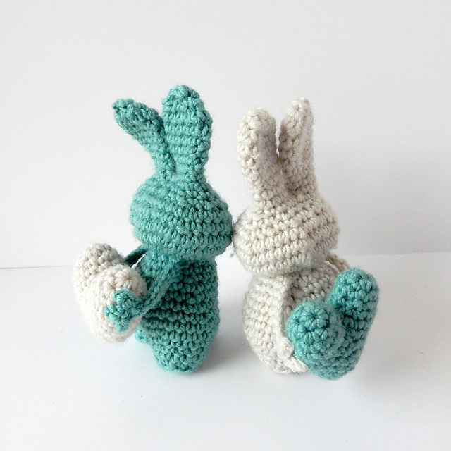 Easter Crochet Patterns For Beginners : Best FREE Easter Crochet Patterns including Easter Eggs ...