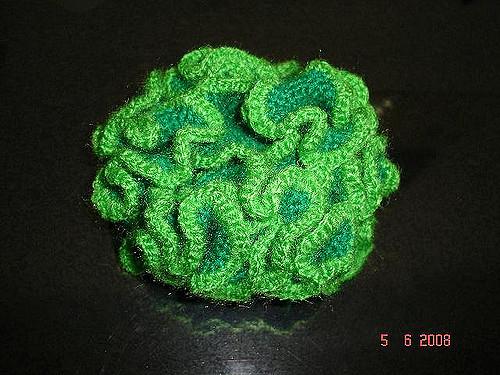 Hyperbolic Crochet Coral by Melisa Sriwulandari