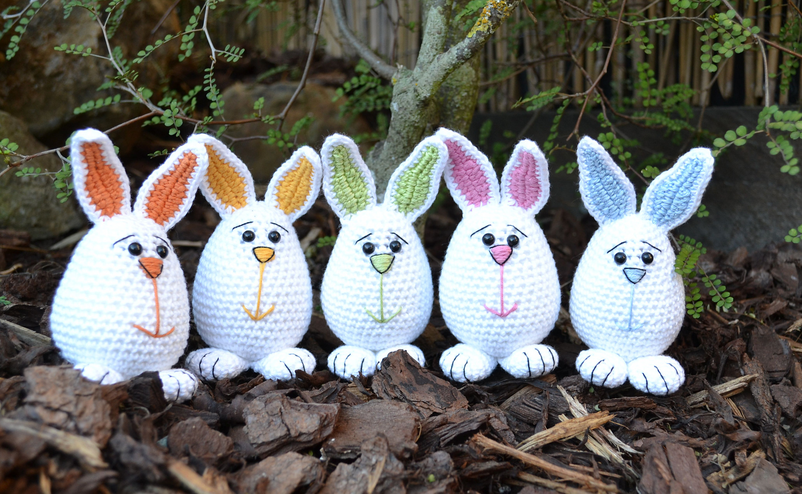 Best FREE Easter Crochet Patterns including Easter Eggs, Bunny ...
