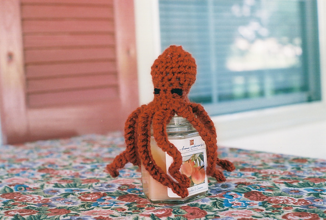 Octopus a free crochet pattern by Paula Gail