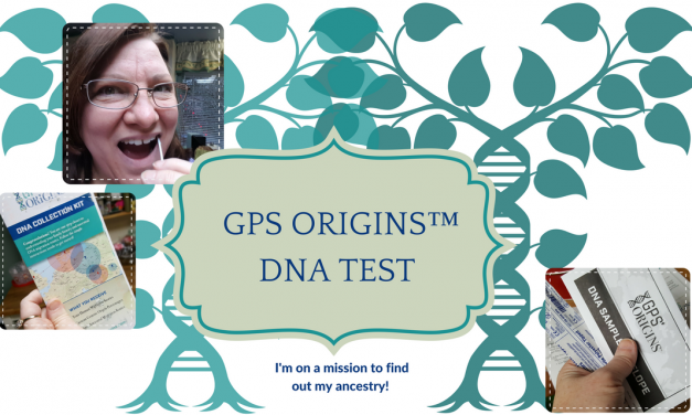 GPS Origins DNA Test – The Results Surprised Me!