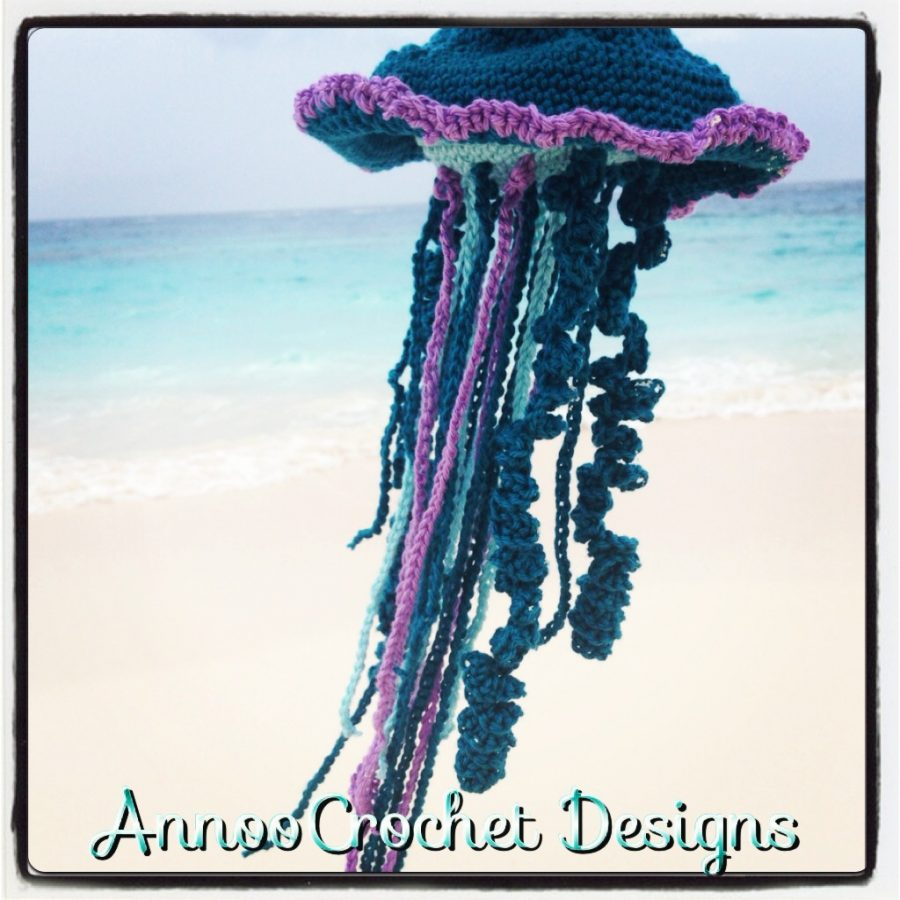 Portuguese Man O War – Free Pattern by Annoo