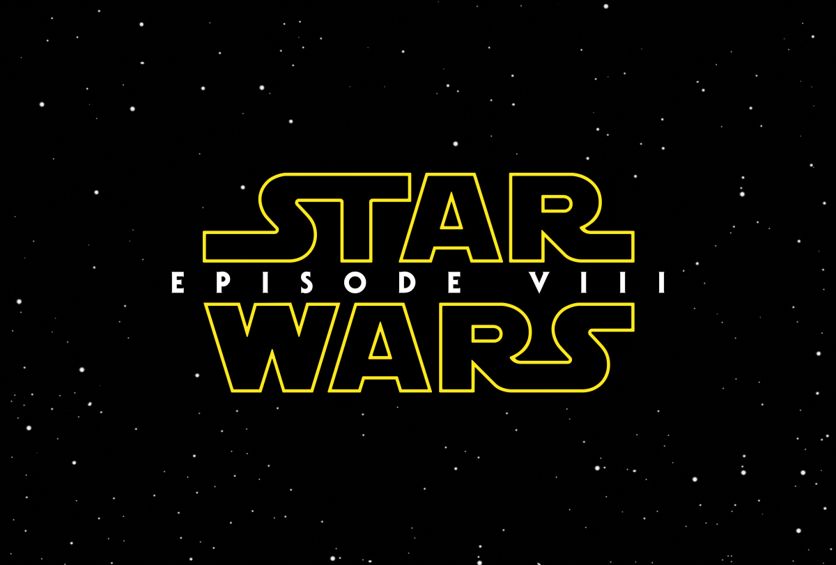 Star Wars Episode VIII Poster plus cast and release date info