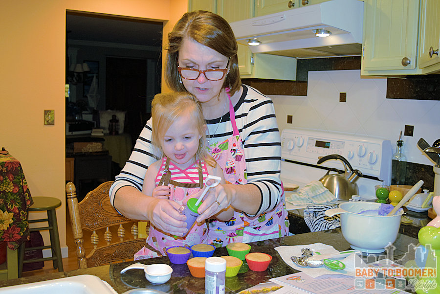 Cooking with Curious Chef: Real Kitchen Tools and Cookbook for Kids that Grandma Loves Too!