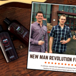 New Man Revolution: Natural Grooming Products for Men #vetrepreneurs #NMR @NewManRev