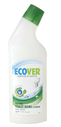Ecover Toilet Bowl Cleaner, Pine Fresh - Guide to Healthy Cleaning: Top Products & Scary Ingredients to Avoid