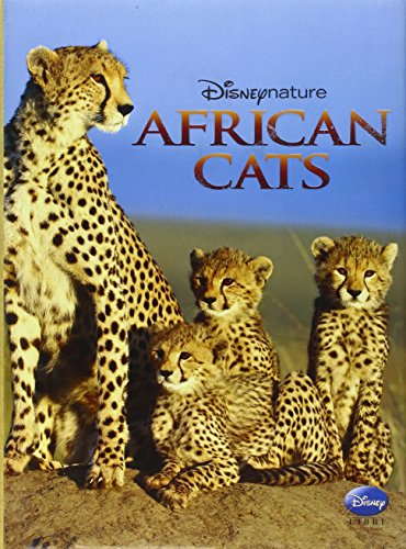 African cats. Disneynature Book