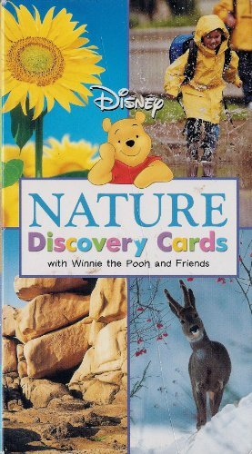 Disney Nature Discovery Cards with Winnie the Pooh and Friends by Disney