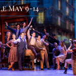 See an AMERICAN IN PARIS at the Seattle Paramount Theatre May 9-14