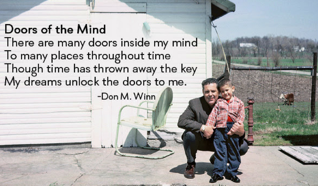 Doors of my Mind Don M Winn - Keep Moving Forward, Maslow-Style - Reaching Your Full Potential
