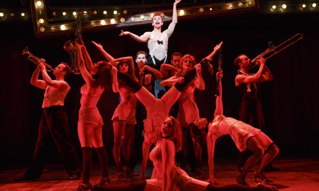See CABARET at Seattle's Paramount Theatre Until June 25th!