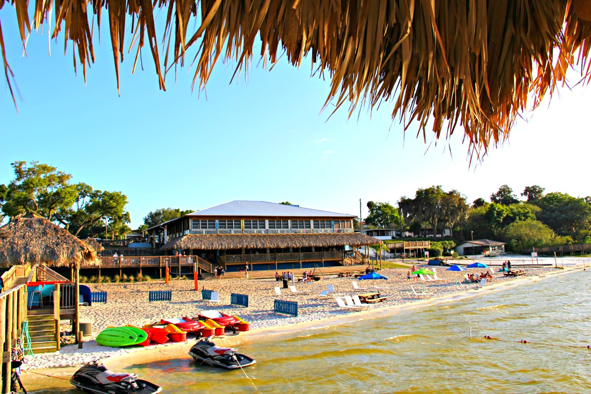 Lay on the beach, swim, boat & more at Ocala/Marion County Florida #ad