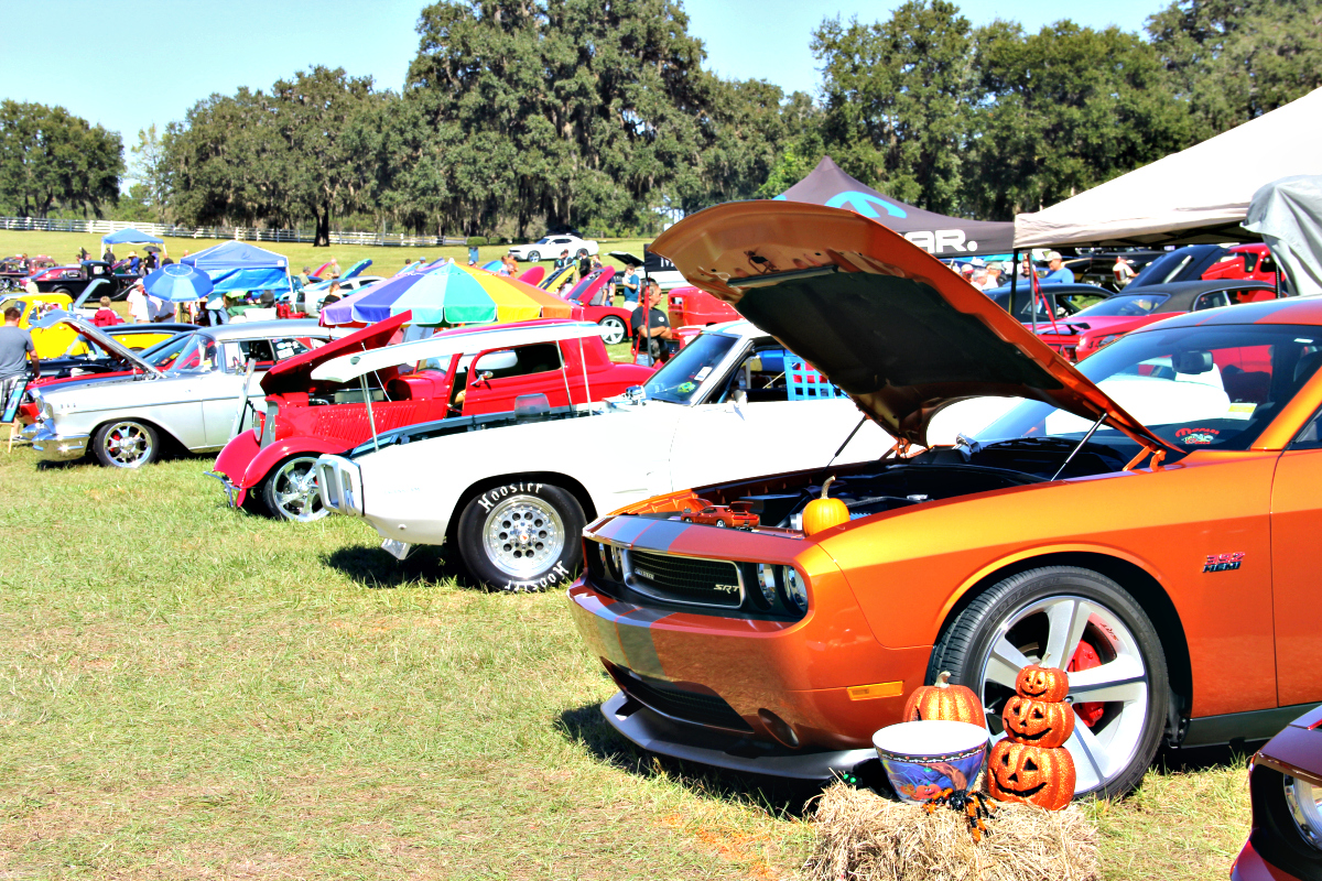 Pumpkin Run Car Event - September - Ocala/Marion County Florida #ad