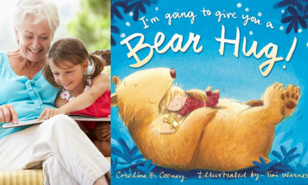 I'm Going to Give You A Bear Hug! Kids Will Love this Adorable New Picture Book #BearHugBook