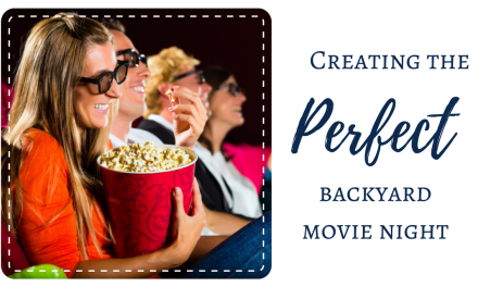 What to Watch & What You Need for a Fabulous Backyard Movie Night