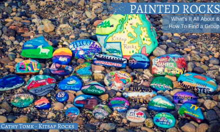 Painted Rocks: What's It All About and How To Find A Group